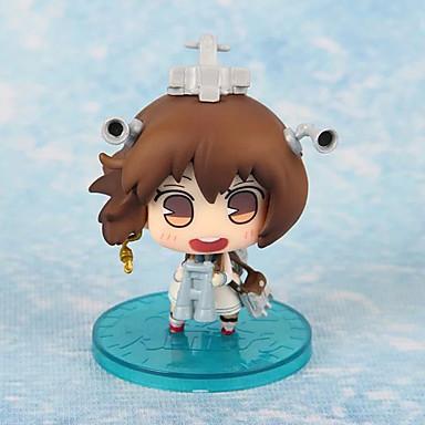 Anime Toimintahahmot Innoittamana Kantai Collection Cosplay 7 CM Malli lelut Doll Toy
