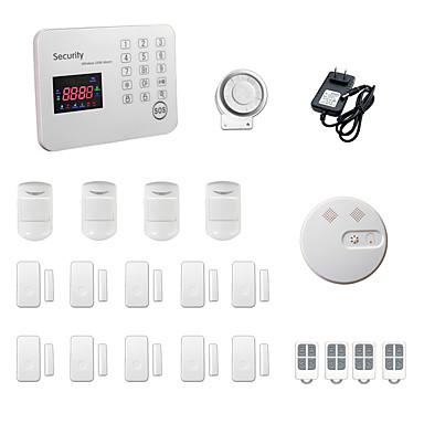 433mhz sms / telefone 433mhz gsm código de aprendizagem casa sistemas de alarme