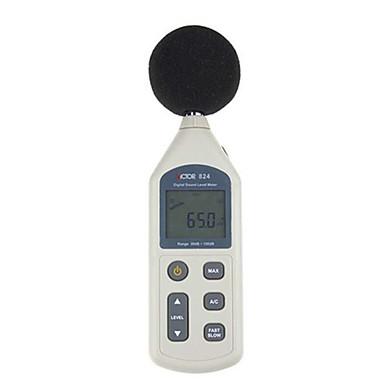 Victor 824 hvitt for lyd nivåmåler