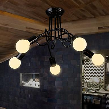 Retro Ministil Pendelleuchten Moonlight Für Wohnzimmer Esszimmer Studierzimmer/Büro Spielraum Garage 110-120V 220-240V Glühbirne nicht