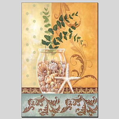Blume Stil Ölgemälde Canvas-Material mit gestreckten Rahmen bereit Größe 60 * 90cm zu hängen