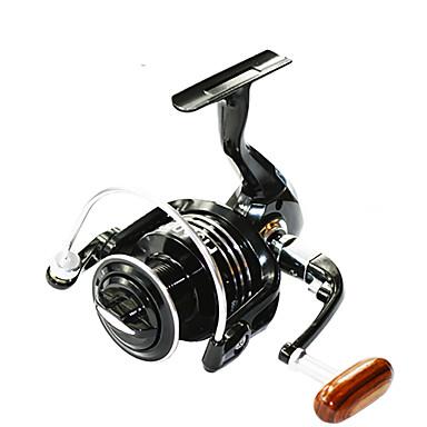 Spinning Reel / Kelat Pyörökelat 5.5:1 13 Kuulalaakerit Oikeakätinen / Vasenkätinen / exchangableMerikalastus / Hyrräkelaus / Jäällä