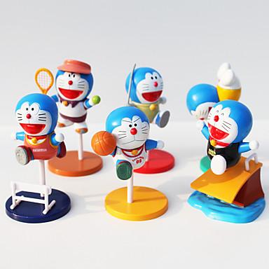 Anime Akciófigurák Ihlette Szerepjáték Szerepjáték PVC 22 cm CM Modell játékok Doll Toy