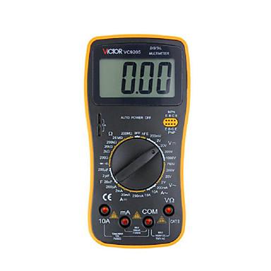 victor vc9205 žuta za professinal Multimetri
