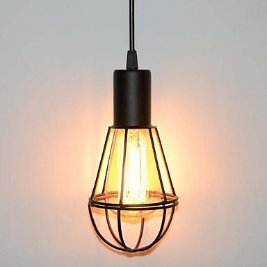 Pendelleuchten Deckenfluter Lackierte Oberflächen Metall LED, Designer 110-120V / 220-240V Glühbirne nicht inklusive / E26 / E27