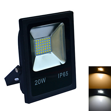 6000-6500/3000-3200 lm LED Flutlichter 42 Leds SMD 2835 Wasserfest Warmes Weiß Kühles Weiß Wechselstrom 220-240V