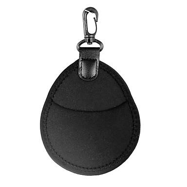 Caso Bag carteira com 2 bolsos para 25 milímetros - 77 milímetros lente de 49 milímetros filtro de 52 milímetros 58 milímetros 67