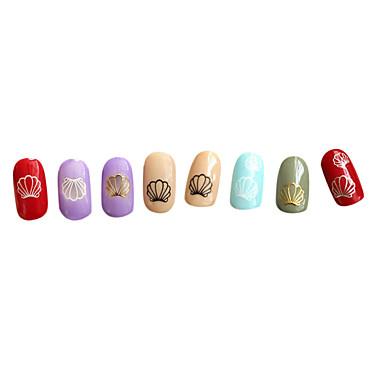 Adesivos para Manicure Artística maquiagem Cosméticos Designs para Manicure