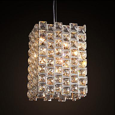 3W מנורות תלויות ,  מסורתי/ קלאסי אחרים מאפיין for קריסטל קריסטל חדר שינה / חדר אוכל / חדר עבודה / משרד / חדר ילדים / מסדרון / מוסך