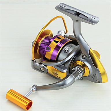Pyörökelat 5.5:1 12 Kuulalaakerit exchangable Merikalastus Virvelöinti Makean veden kalastus Yleinen kalastus-HB3000