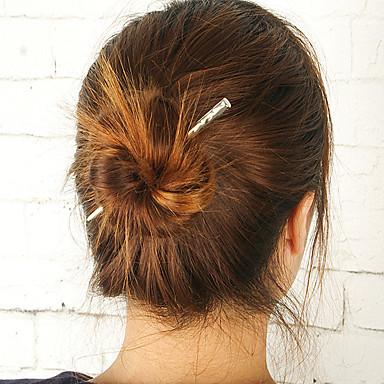 voordelige Dames Sieraden-Dames Elegant Legering Haarstokjes Feest Dagelijks