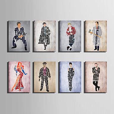 Ljudi Canvas Print Jedna ploča Spremni za objesiti,Vertikalno