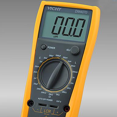 vichy dm4070 gelb für Widerstand Kapazität Induktivität Tabelle