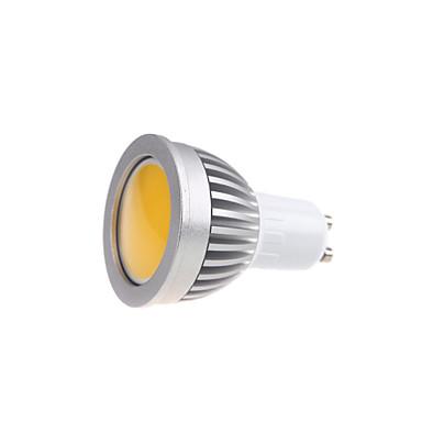 3W GU10 LED-kohdevalaisimet MR16 1 COB 450 lm Lämmin valkoinen / Kylmä valkoinen Koristeltu AC 85-265 V 1 kpl