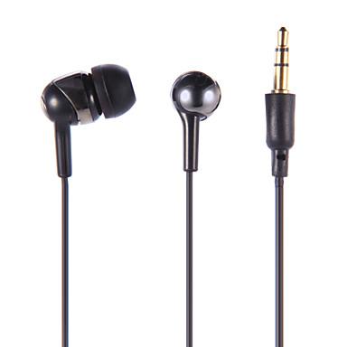 No ouvido Com Fio Fones Armadura equilibrada Plástico Celular Fone de ouvido Fone de ouvido