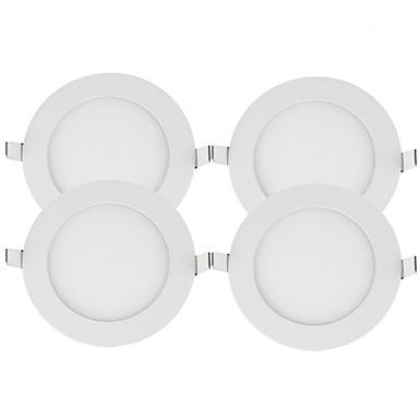 12W Instrumententafel-Leuchten 60pcs SMD 2835 1000-1100lm lm Warmes Weiß / Kühles Weiß / Natürliches Weiß Dimmbar / Dekorativ DC 12 V4