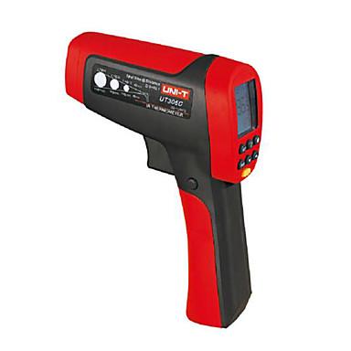 uni-t ut305c vörös az infravörös hőmérsékletmérő pisztollyal