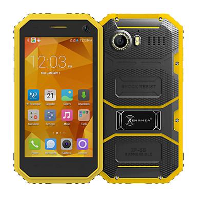 Kenxinda PROOFINGS W6 4.5 Zoll 4G Smartphone (1GB + 8GB 5 MP Quad Core 2600 mAh)
