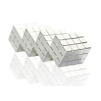 Brinquedos Magnéticos Blocos de Construir Ímã de Terras Raras Super Forte 216 Peças 12*1 mm Brinquedos Imã Quadrada Dom
