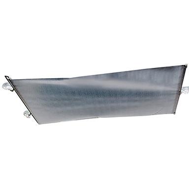40 * 125 pvc auto hátsó szélvédő napvédők nap védő