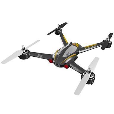 RC Drone WL Toys X252 4 Kanaler 6 Akse 2.4G Med kamera Fjernstyrt quadkopter FPV En Tast For Retur Auto-Takeoff Hodeløs Modus Flyvning