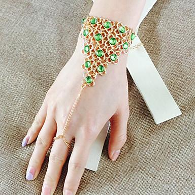 Damen Armbänder Private Perlenkollektion Alluminium Kristall