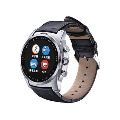 Bluetooth Smart Uhr a8 mit Pulsmesser Armbanduhr Unterstützung sim tf-Karte&Kamera für Apfel iso Android-Handy
