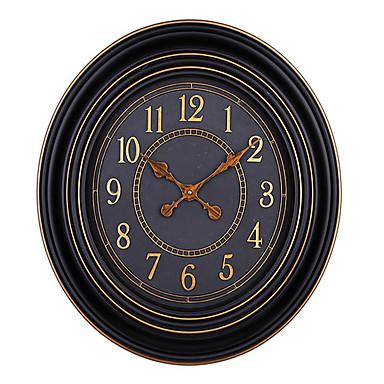 מודרני / עכשווי אחרים שעון קיר,עגול שָׁעוֹן