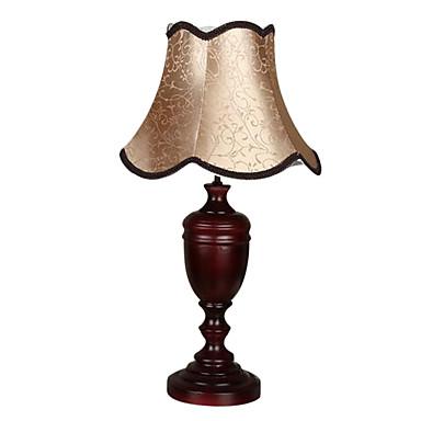 40 Moderne / Nutidig Traditionel / Klassisk Bordlampe , Trekk til Øyebeskyttelse LED , med Bruk På/Av Bytte om
