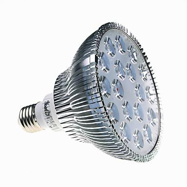 Youoklight® e27 14w 1100-1200lm 14red e 4 led de luz led com lâmpada por planta cultivam luz (ac110-120v / 220-240v / 100-265v)