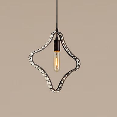 Max 60W Vintage Kristall / Ministil Korrektur Artikel Metall PendelleuchtenWohnzimmer / Schlafzimmer / Esszimmer / Küche /
