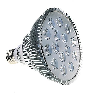 12W Luz de LED para Estufas 1500 lm Vermelho / Azul LED de Alta Potência Decorativa AC 85-265 / AC 220-240 / AC 100-240 / AC 110-130 V1