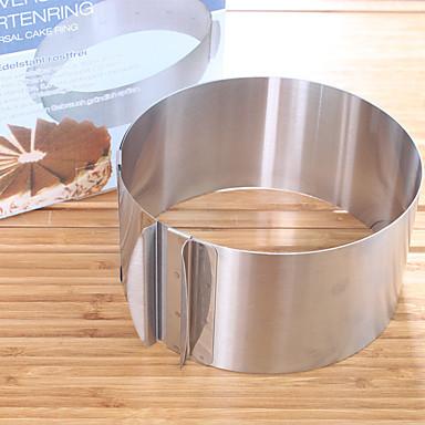 Bakeware verktøy Rustfritt Stål Brød Kake Kakekniv 1pc