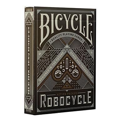 Roboter Brettspiel Karte Anzug Fahrrad Fahrrad-Poker-Kartenzauberrequisiten