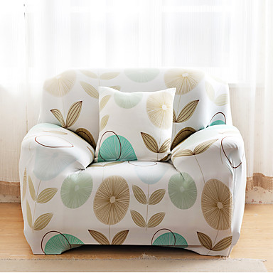 Sofa Cover Floral / Botanical Print N / A Slipcovers