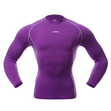 Homme Compression Vêtements de Compression/Sous maillot Bas pour Course/Running Serré M L XL