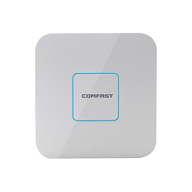 Comfast wireless ap router 1200mbps double bande wifi routeur in-wall commercial cf-e355ac