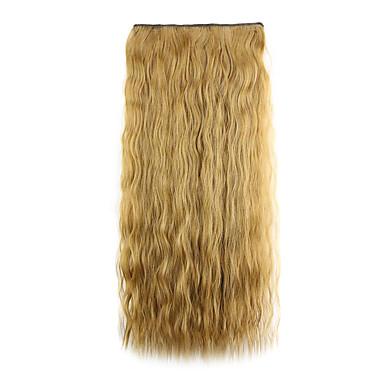 Klassisch Gute Qualität Haarstück Haar-Verlängerung Braun Alltag
