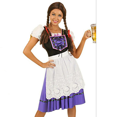 Tranditional Germany Oktoberfest Female Oktoberfest Costumes