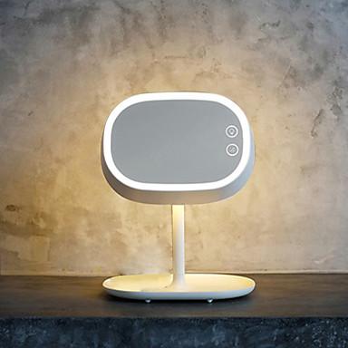 wiederaufladbare LED-Spiegellampe Kosmetikspiegel Nachtlichter Smart-Home-Beleuchtung Tischlampe