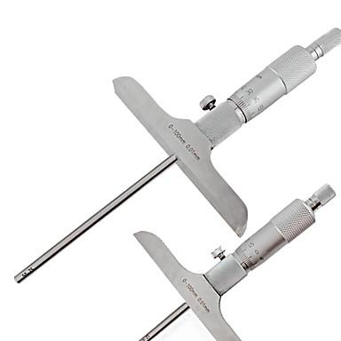 5-30mm pontosság 0.01 elektronikus digitális mikrométer mélységben féknyereg eszközök szintjén mérőműszer