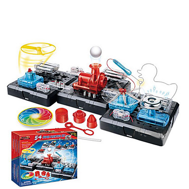 Modelo de Apresentação Brinquedos de Ciência & Descoberta Brinquedo Educativo Brinquedos Faça Você Mesmo Infantil 1 Peças