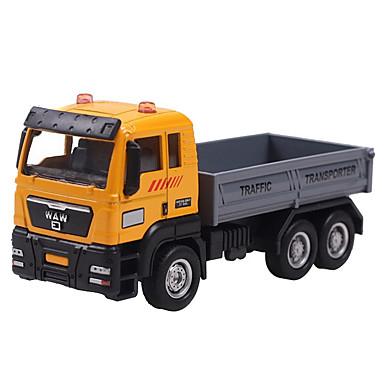 Dibang - modèles de voitures en alliage de jouets pour enfants 1:55 glide modèle de camion jouet voiture camion à benne (x6)