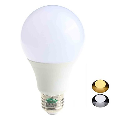 480 lm E26/E27 LED Kugelbirnen A60(A19) 10 Leds SMD 5730 Dekorativ Warmes Weiß Kühles Weiß Wechselstrom 85-265V