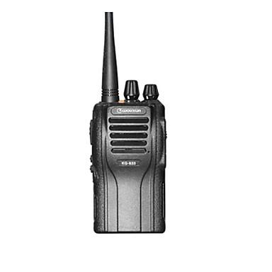 Portable AnalogiqueRadio FM Alarme d'urgence Logiciel PC Programmable Fonction de Conservation d'Energie Invite Vocale VOX Encodage