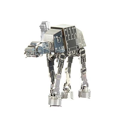 3D - Puzzle Holzpuzzle Metallpuzzle Imperial Walker 3D Heimwerken Metal Geschenk
