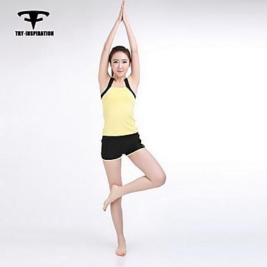 Femme Course / Running Hauts/Tops Compression Vêtements de sport Course/Running