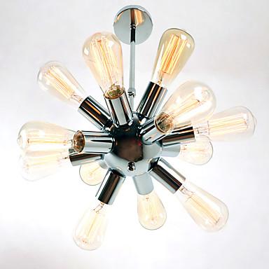 BriLight צמודי תקרה Ambient Light - סגנון קטן, וינטאג' כדורי קאנטרי מסורתי / קלסי רטרו מודרני / עכשווי, 110-120V 220-240V נורה אינה כלולה