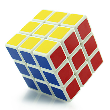 Rubik's Cube 3*3*3 Cubo Macio de Velocidade Cubos Mágicos Nível Profissional Velocidade Ano Novo Dia da Criança Dom