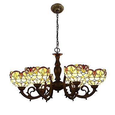 Lustres Luz Ambiente - LED Designers, Tifani, 110-120V 220-240V, Amarelo, Lâmpada Não Incluída